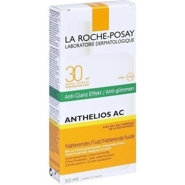 La Roche-Posay ANTHELIOS AC LSF 30 Fluide Mexoplex UVA 19 (PPD)