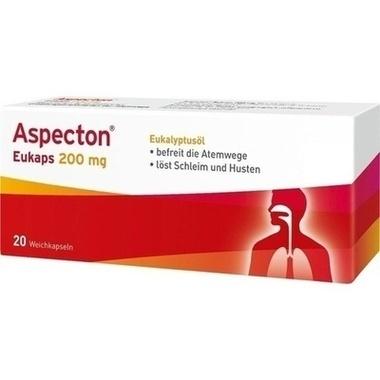 Aspecton® Eukaps 200 mg (Apothekenexklusiv)