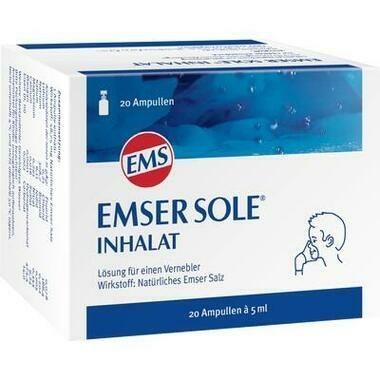 EMSER SOLE® INHALAT, Lösung für einen Vernebler