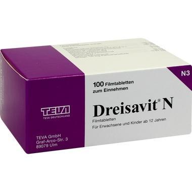 Dreisavit® N Filmtabletten