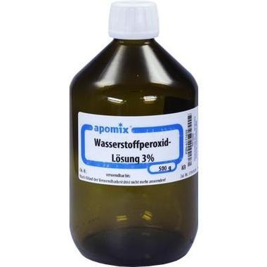Wasserstoffperoxid 3% DAB 10 PKH Lsg.