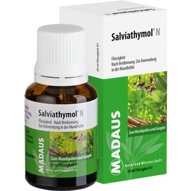 Salviathymol® N, Flüssigkeit