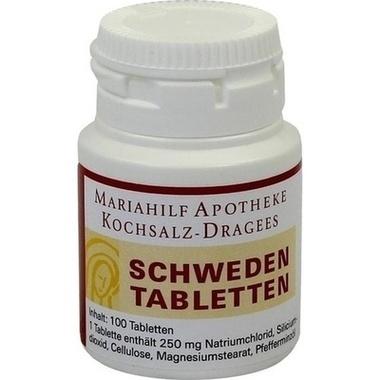 SCHWEDEN-TABLETTEN 0,25