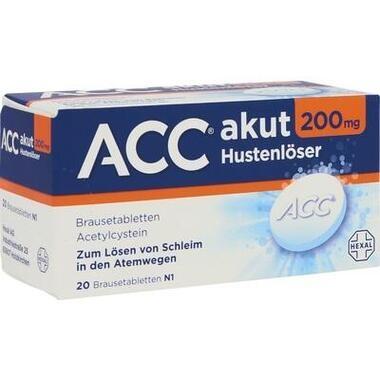 ACC® akut 200 mg Hustenlöser, Brausetbl.