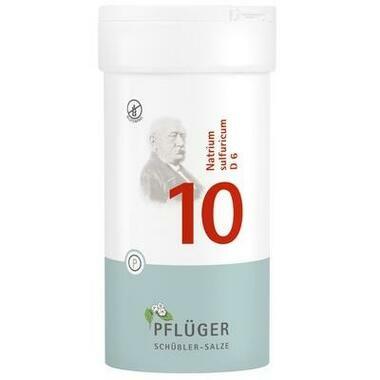 Biochemie Nr.10 Natrium sulfuricum D6 Pflüger Tbl.