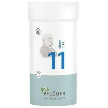 Biochemie Nr.11 Silicea D12 Pflüger Tbl.