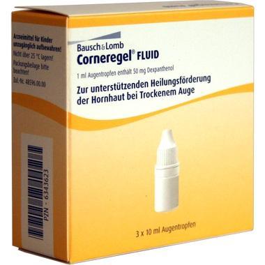Corneregel® Fluid Augentropfen