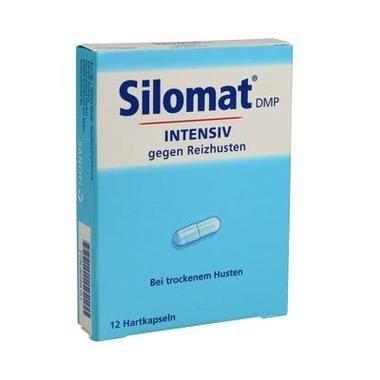 Silomat® DMP intensiv gegen Reizhusten, Hartkapseln