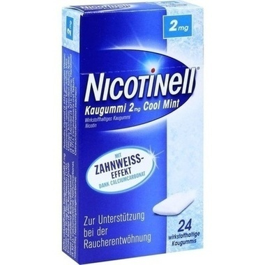 Nicotinell® Kaugummi 2mg Cool Mint