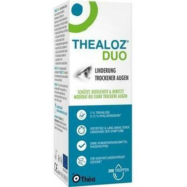 Thealoz® Duo Augentropfen