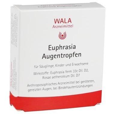 Euphrasia Augentropfen Wala