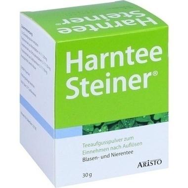 Harntee Steiner®, Teeaufgusspulver