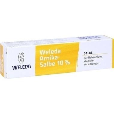 Arnika-Salbe 10% Weleda
