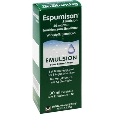 Espumisan® Emulsion, 40 mg/ml, Emulsion zum Einnehmen
