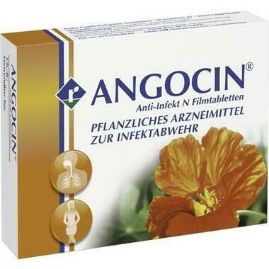 ANGOCIN® Anti-Infekt N Filmtabletten