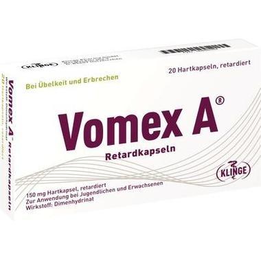 Vomex A® Retardkapseln