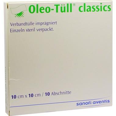 Oleo-Tüll Classics 10x10cm
