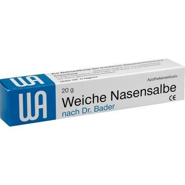 Weiche Nasensalbe Wetterau-Apotheke Nasensalbe