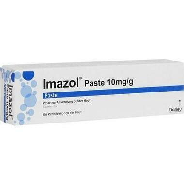 Imazol® Paste, 10mg/g Paste zur Anwendung auf der Haut