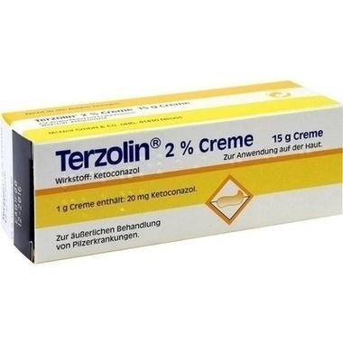 Terzolin® 2 % Creme