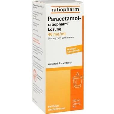 Paracetamol-ratiopharm® Lösung
