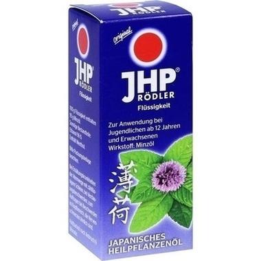 JHP® Rödler, Flüssigkeit