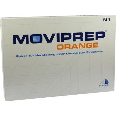 MOVIPREP® Orange, Pulver zur Herstellung einer Lösung zum Einnehmen