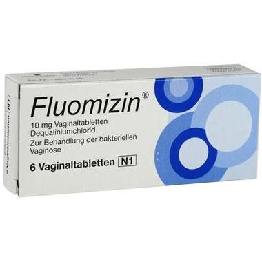 Fluomizin® 10 mg Vaginaltabletten