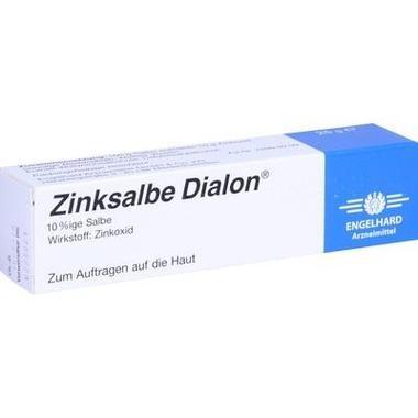 Zinksalbe Dialon®