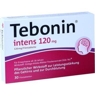 Tebonin® intens 120mg