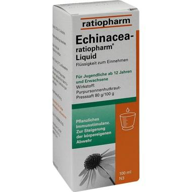 ECHINACEA-ratiopharm® Liquid, Flüssigkeit zum Einnehmen