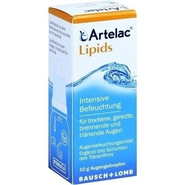 Artelac® Lipids MD Augengel
