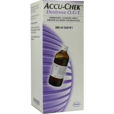 Accu-Chek Dextrose O.G.-T Saft