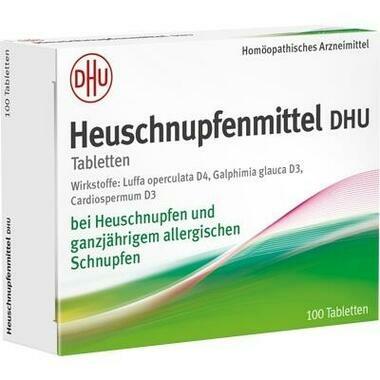Heuschnupfenmittel DHU Tbl.