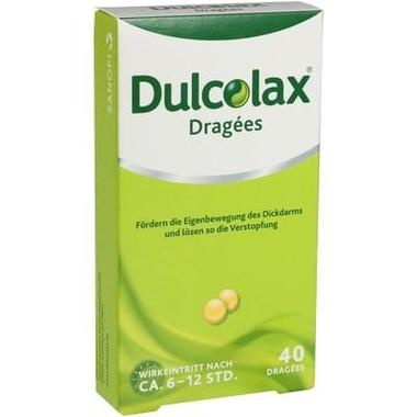 Dulcolax Dragees magensaftres. Tbl.