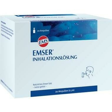 Emser® Inhalationslösung