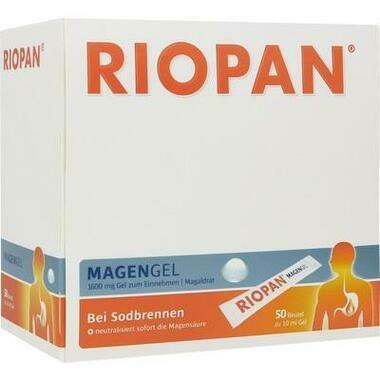 Riopan® Magen Gel, 1600 mg Gel zum Einnehmen