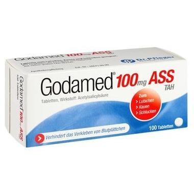 Godamed® 100 mg ASS TAH Tbl.