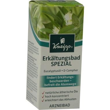 Kneipp Erkältungsbad Spezial