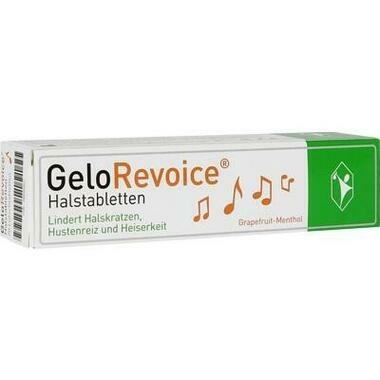 GeloRevoice® Halstabletten