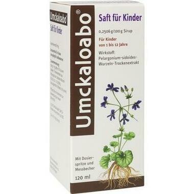 Umckaloabo® Saft für Kinder