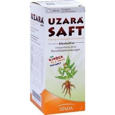 UZARA® Saft 7,56 mg/ml Flüssigkeit zum Einnehmen