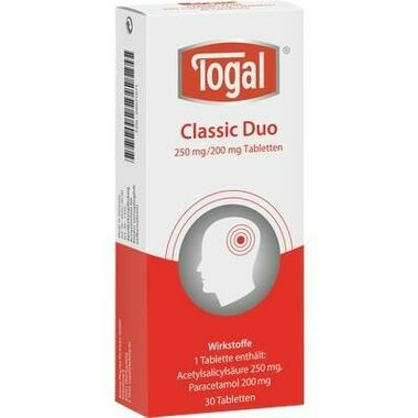 Togal Classic Duo Tbl.
