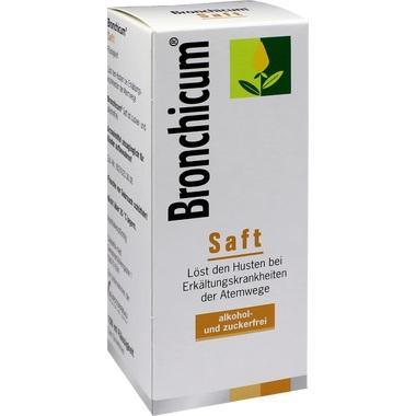 Bronchicum® Saft, Flüssigkeit