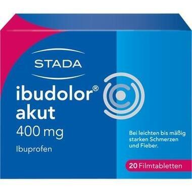 ibudolor® akut 400 mg Filmtabletten