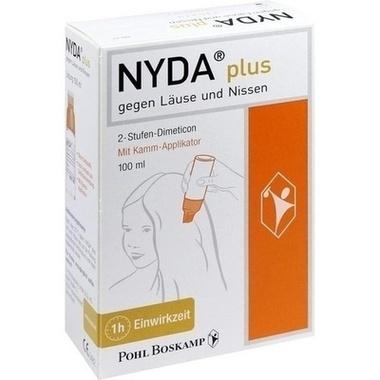 NYDA® plus gegen Läuse und Nissen