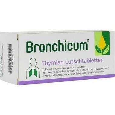 Bronchicum® Thymian Lutschtabletten
