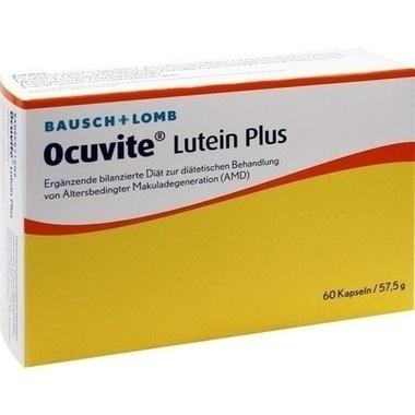 Ocuvite® Lutein Plus Kaps.