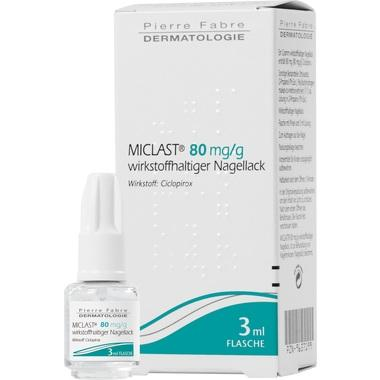 MICLAST® 80mg/g wirkstoffhaltiger Nagellack