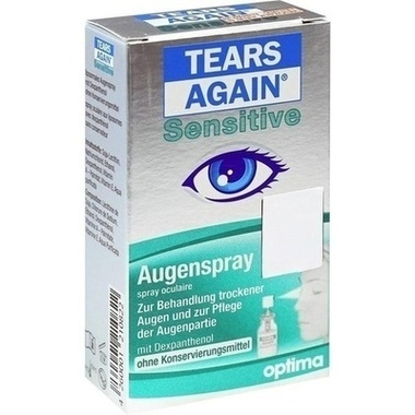 Tears Again® Sensitive Augenspray